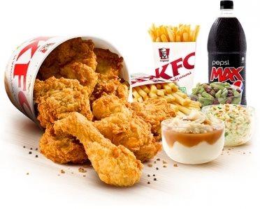 KFC - Othaim Mall in Dammam
