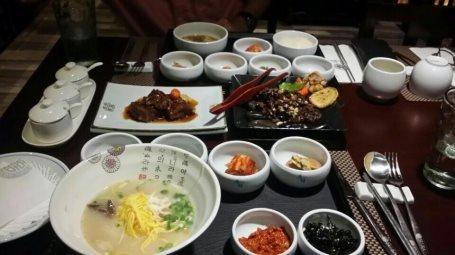 SU:RA Korean Fine Dining in Jeddah