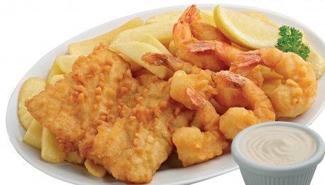 London Fish & Chips - Kingdom .. in Riyadh