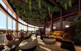 Tea Garden in Riyadh